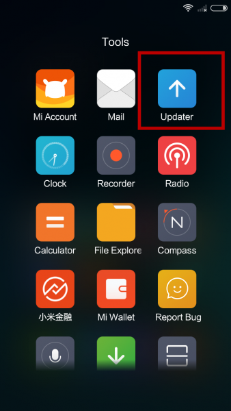 Manually Install MIUI 7 1 1 0 update on Xiaomi Mi Note