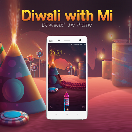 Diwali with me themes