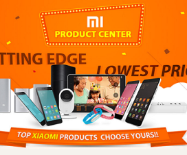 Xiaomi products huge discounts