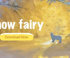 Snow fairy theme download 1