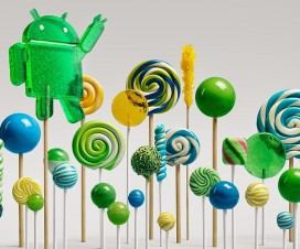 Android 5.1.1 Lollipop logo