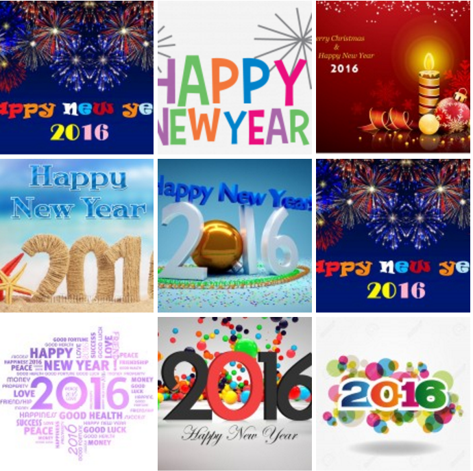 Best Collection Of Happy New Year 2016 Wallpapers Hd For Windows
