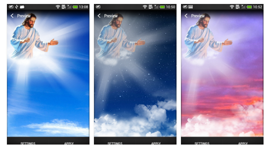 god live wallpaper download