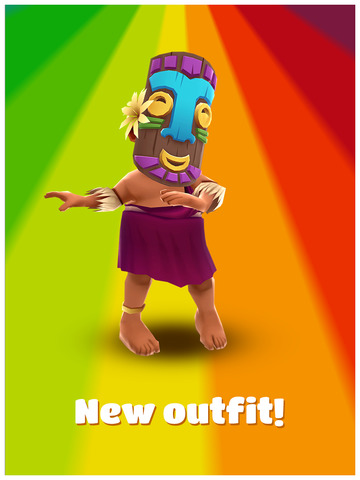 Subway Surfers outfit lzzy