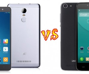 Xiaomi Redmi Note 3 vs Doogee Y200