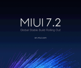 MIUI 7.2 Global Stable ROM