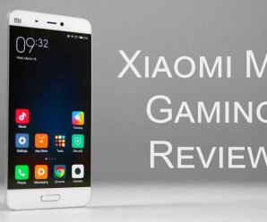 Xiaomi mi5 gaming review