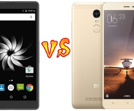 YU Yureka Note vs Redmi Note 3