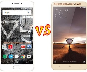 YU YUNICORN vs Redmi Note 3