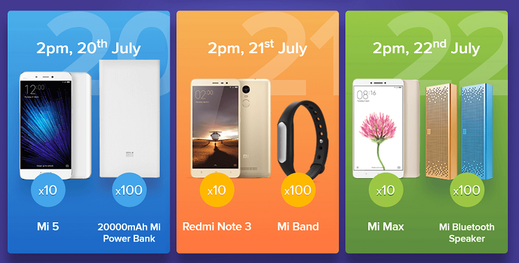 Xiaomi Re. 1 flash sale 1