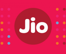Jio 4G logo Android phones