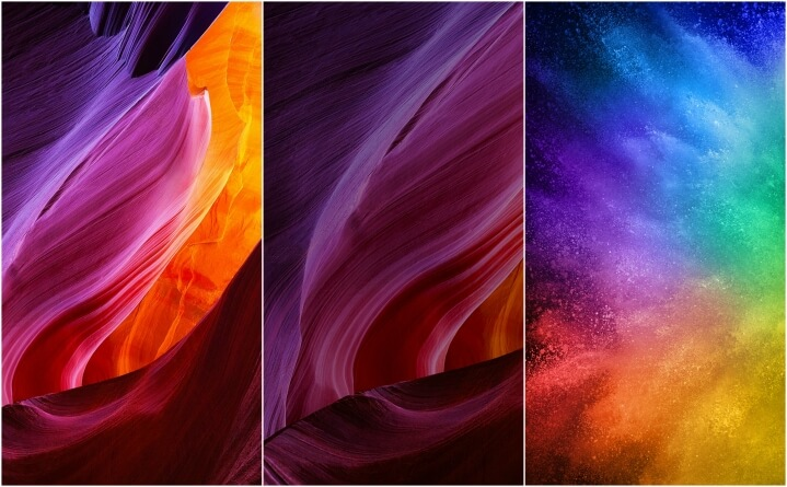 Download Mi Note 2 Mi Mix Stock Wallpapers Full Hd Xiaomi Advices