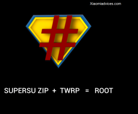 SuperSU ZIP TWRP ROOT