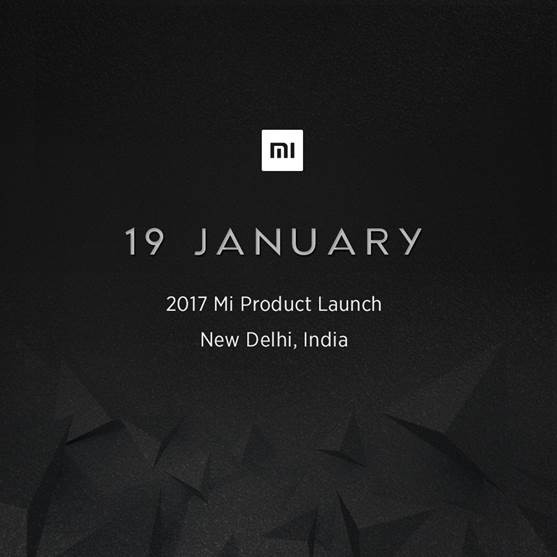 Xiaomi Redmi Note 4 India event invite