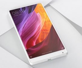 Xiaomi Mi Mix white version
