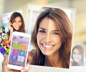 YouCam Perfect app for Xiaomi phones
