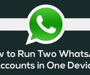 multiple whatsapp accounts on Xiaomi Mi/Redmi phones