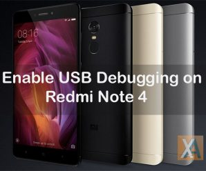 Enable USB Debugging redmi note 4 copy