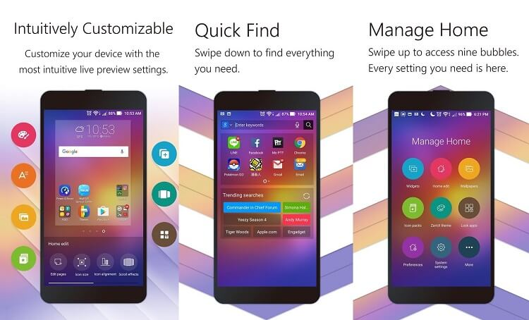 Download ZenUI Launcher APK