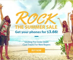 GearBest rock the summer sale