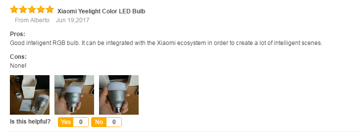 Xiaomi Yeelight deal1
