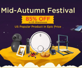 GearBest Mid autumn harvest sale 2017