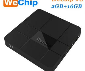 Wechip v8 android tv box