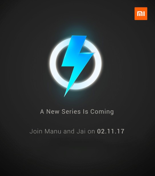 Xiaomi new series 2017 phones