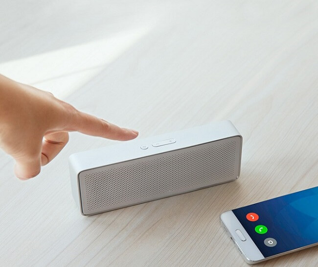 Xiaomi Bluetooth 4.2 Speaker review
