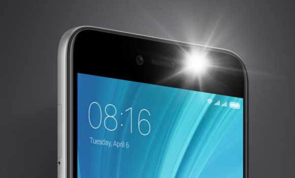 Xiaomi Redmi Y1 Front Flash