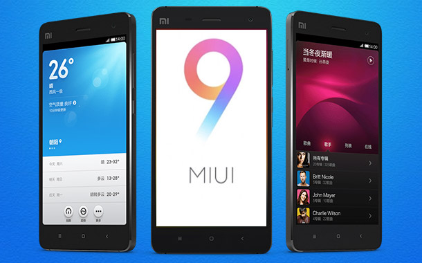 MIUI 9 Global Stable Update for Mi 3, Mi 4 – Download, Installation