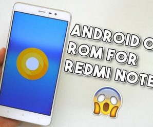 Redmi Note 3 Android 8.0 Oreo download