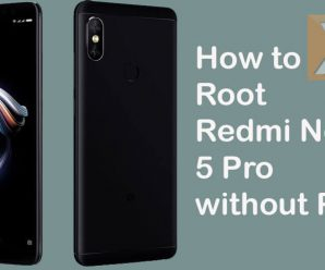 root redmi note 5 pro without pc