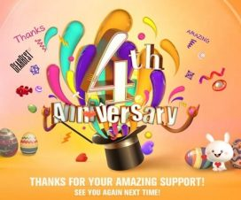 GearBest anniversary thanksgiving sale