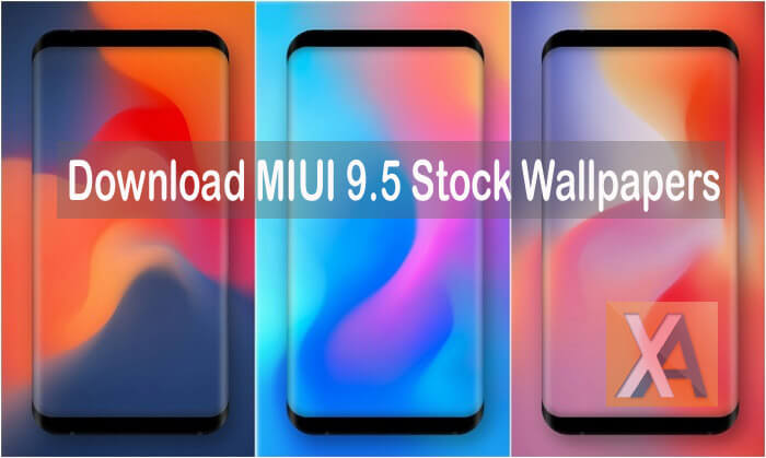 MIUI 9.5 Wallpapers Download HD