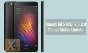 Mi 5 MIUI 9.5.2.0 Global Stable Update