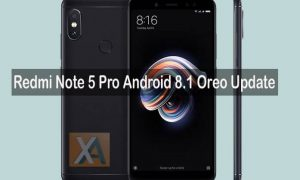 Redmi Note 5 Pro Android 8.1 Oreo update link1