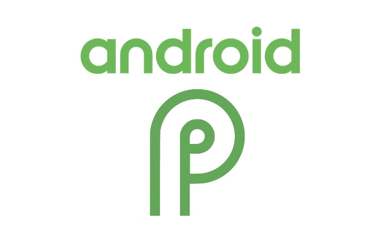 Android P logo11
