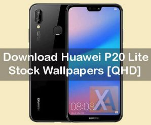 Huawei P20 Lite Stock Wallpapers downloads