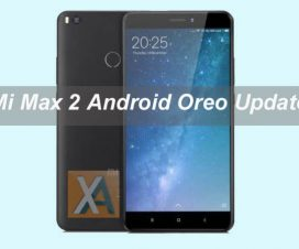 Mi Max 2 Android 8.1 Oreo update download