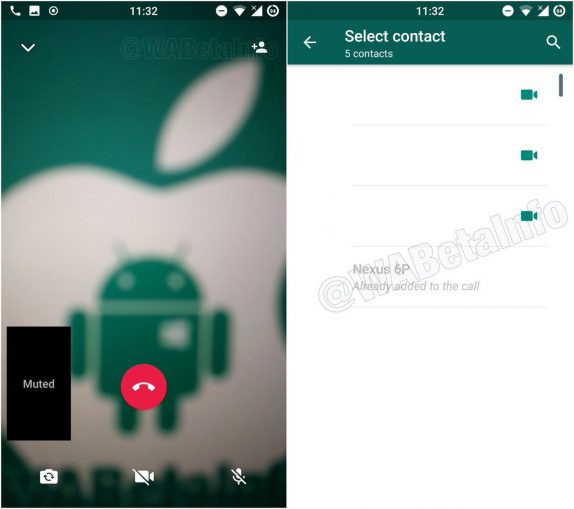 WhatsApp Group Video Calling download