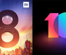 Xiaomi Mi 8 MIUI 10 watch live stream