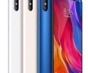 Xiaomi Mi 8 price features