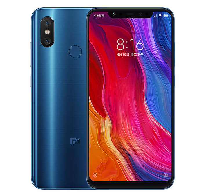 Xiaomi Mi 8 price features1