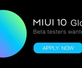 MIUI 10 Global ROM beta update apply