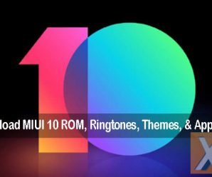 MIUI 10 Global Stable ROM Ringtones Wallpapers Apps APK download