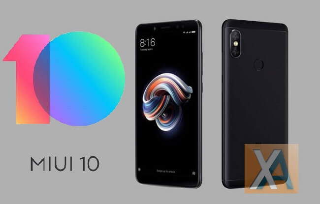 Redmi Note 5 Pro MIUI 10 Download Install