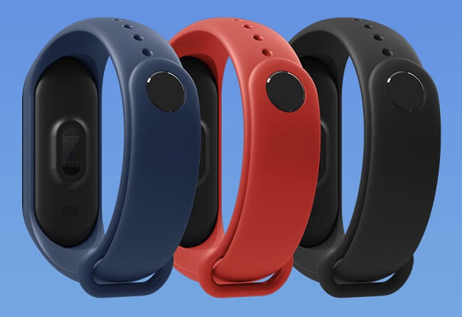 Xiaomi Mi Band 3 features