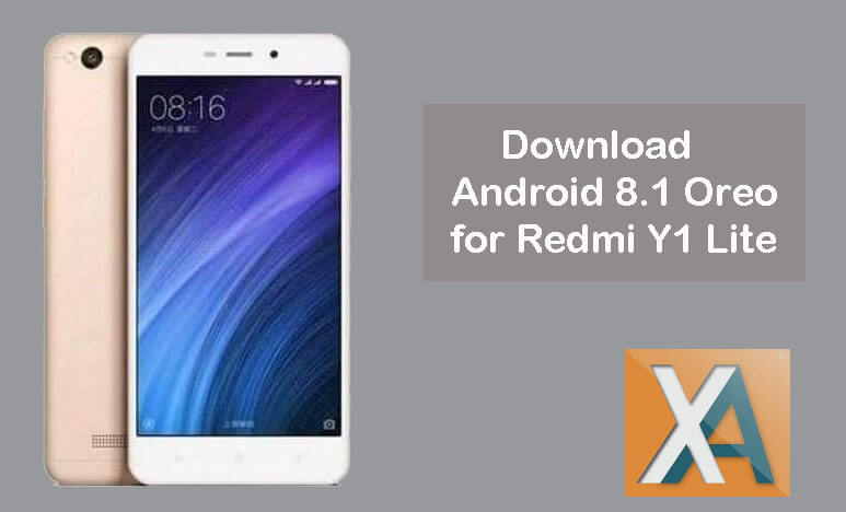 redmi y1 lite android 8.1 oreo update download