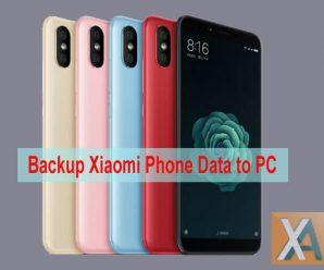 Backup Xiaomi phone data to PC